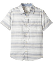 Quiksilver Kids - Aventail Short Sleeve Shirt (Big Kids)