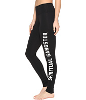 Spiritual Gangster - Collegiate Leggings