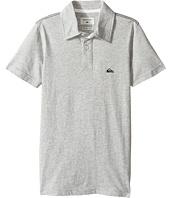 Quiksilver Kids - Everyday Sun Cruise Short Sleeve Shirt (Big Kids)