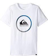 Quiksilver Kids - Active Logo Tee (Big Kids)