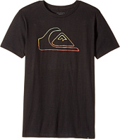 Quiksilver Kids - Jungle Mountain Tee (Big Kids)