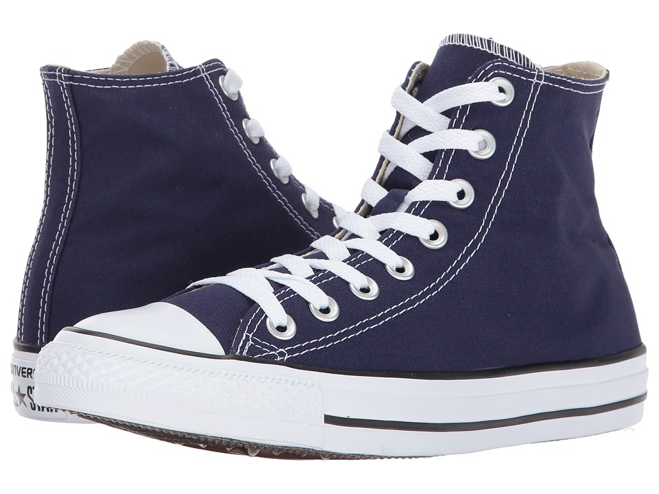 Converse Chuck Taylor All Star Hi (Midnight Indigo) Classic Shoes