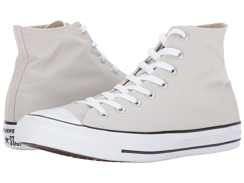 Converse Chuck Taylor(r) All Star(r) Seasonal Color Hi (Pale Putty) Lace up casual Shoes