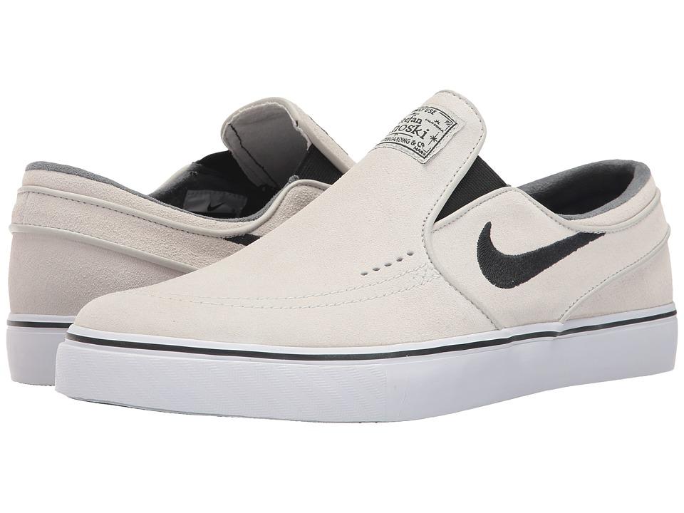 Nike SB Zoom Stefan Janoski Slip-On (Light Bone) Men