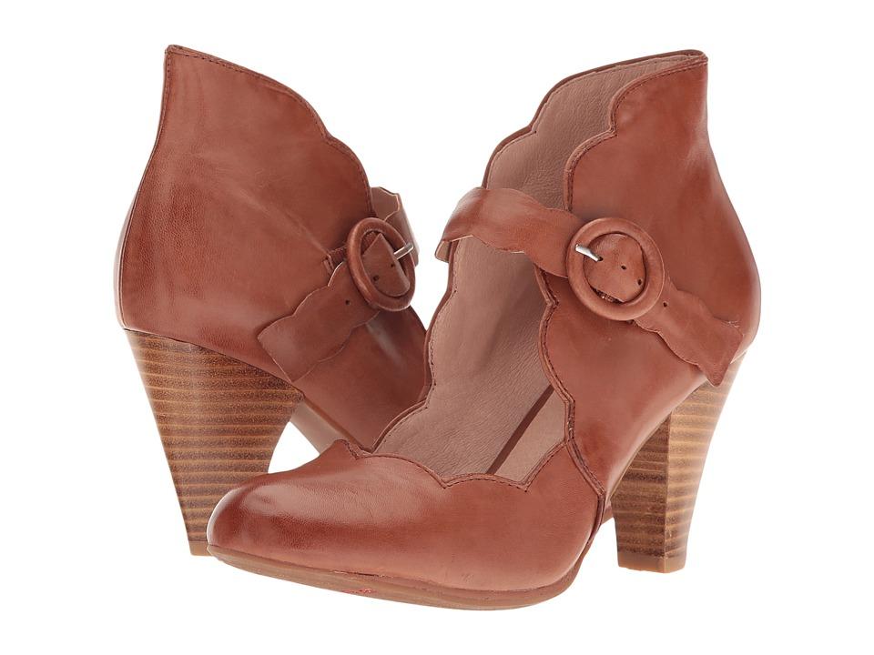 1940s Womens Shoe Styles Miz Mooz - Carissa Whiskey Womens Maryjane Shoes $139.95 AT vintagedancer.com
