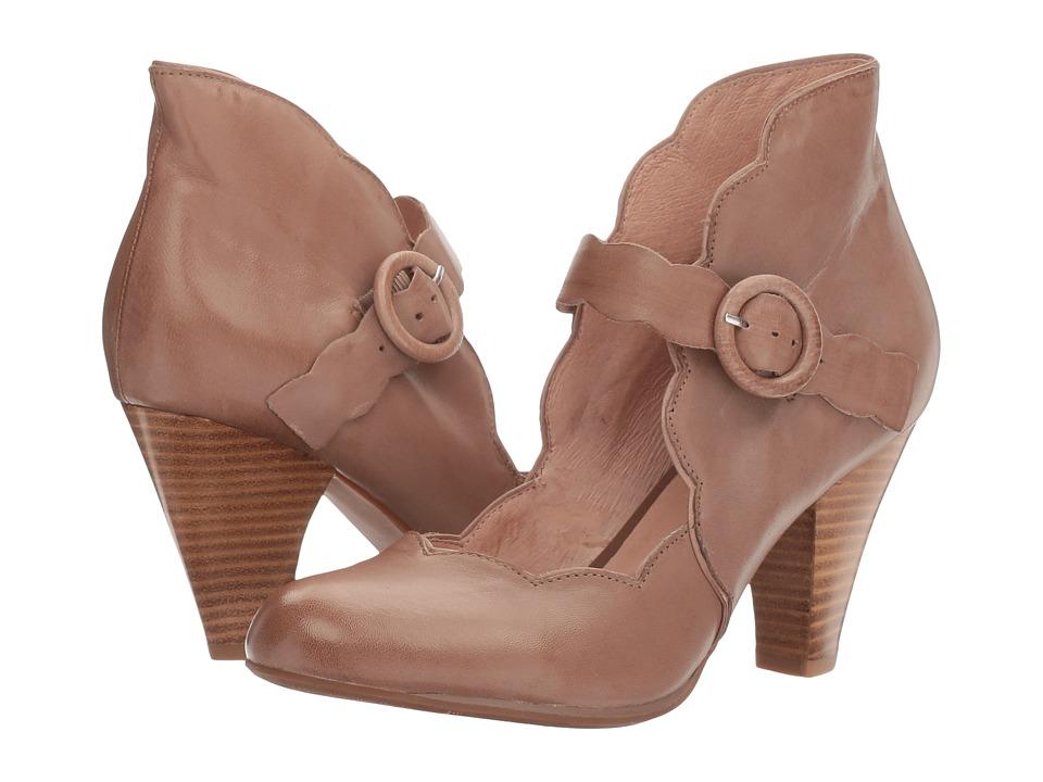 Miz Mooz - Carissa (Stone) Womens Maryjane Shoes