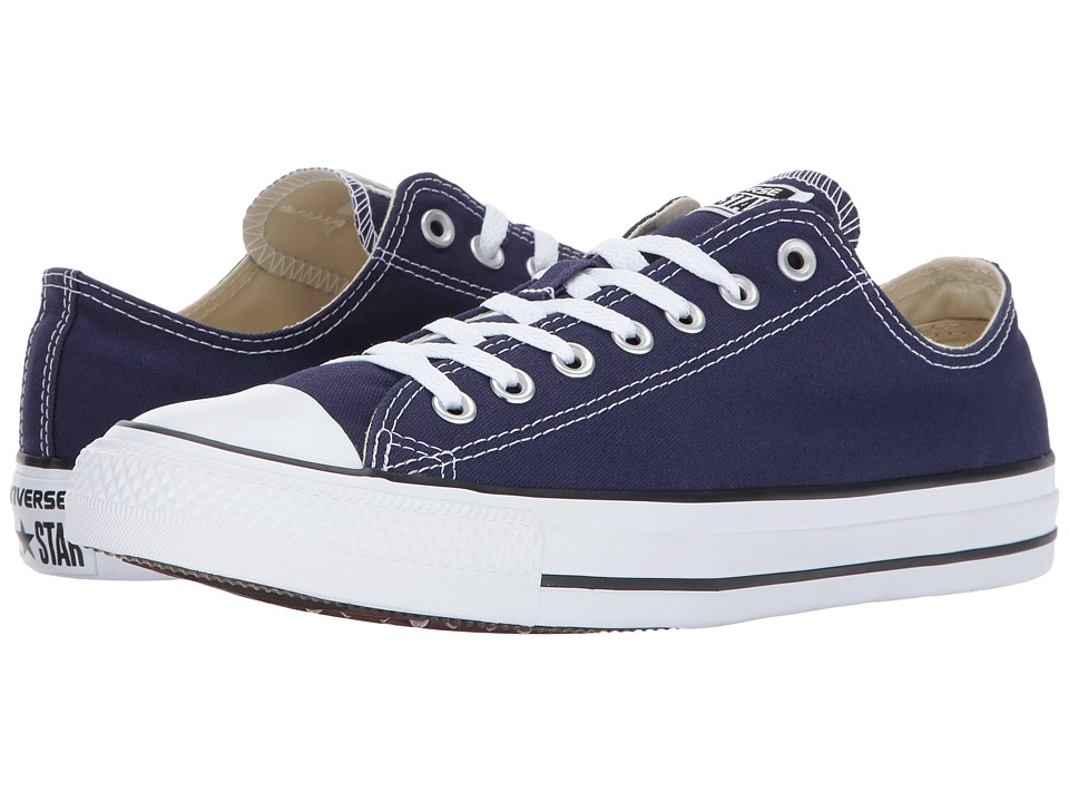 Converse Chuck Taylor All Star Seasonal OX (Midnight Indigo) Athletic Shoes