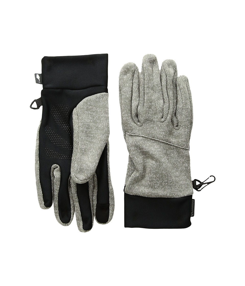 Columbia Birch Woods Gloves (Boulder) Extreme Cold Weather Gloves