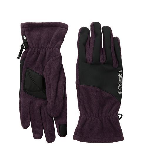 Columbia Mountainside Gloves - Dusty Purple/Shark