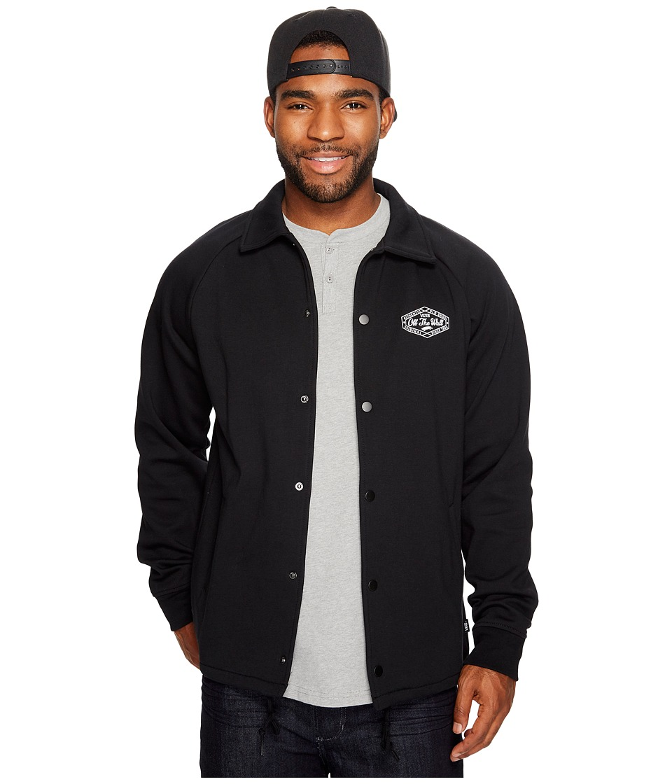 Vans Torrey Fleece Jacket (Black) Men
