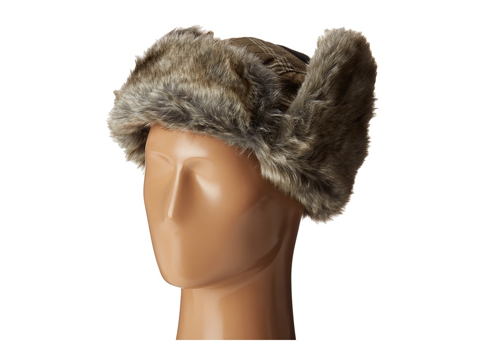Columbia - Nobel Fallstm II Trapper (Major Plaid) Cold Weather Hats
