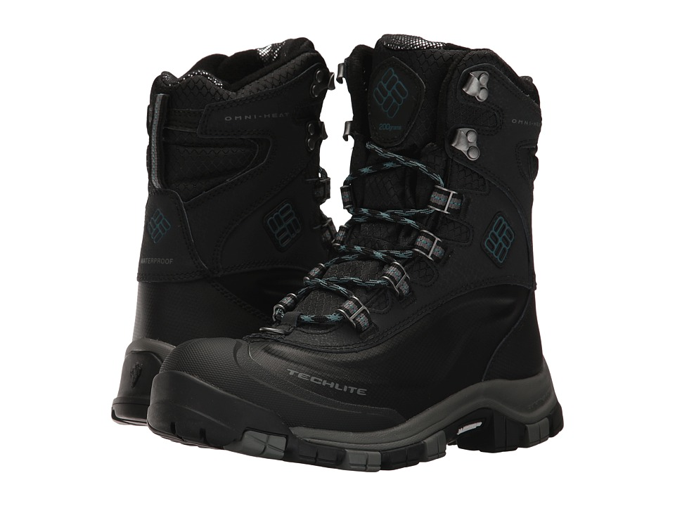Columbia Bugaboot Plus Omni-Heat Michelin (Black/Cloudbur...