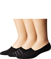 HUE - Stripe Loafer Liner 3-Pack