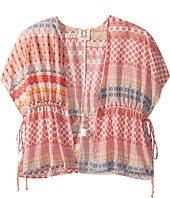 People's Project LA Kids - Zilla Kimono Printed Woven Cardigan (Big Kids)