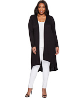 B Collection by Bobeau Curvy - Plus Size Knit Duster