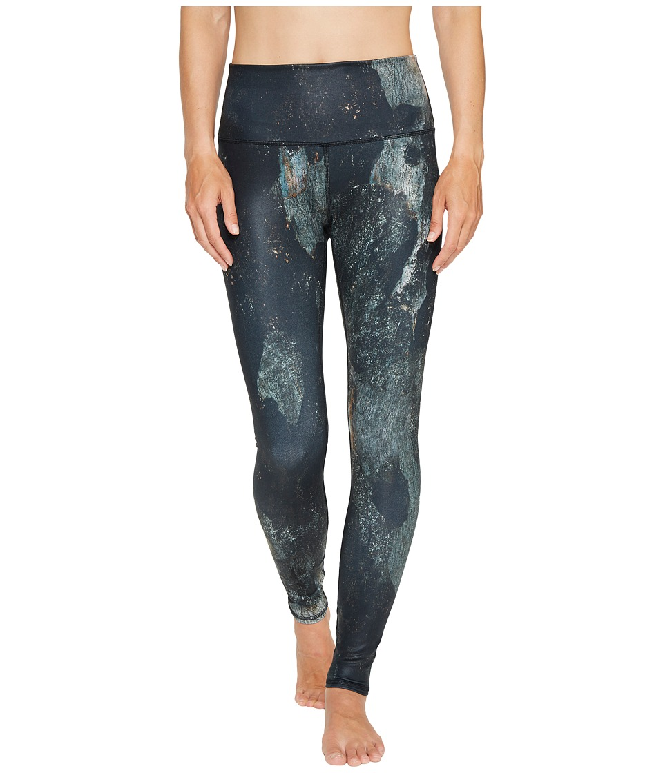 ALO ALO - High Waist Airbrushed Leggings