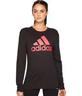 adidas - Badge of Sport Classic Long Sleeve Tee