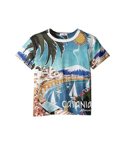 Dolce & Gabbana Kids Catania T-Shirt (Toddler/Little Kids)