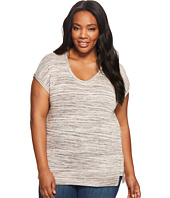 B Collection by Bobeau Curvy - Plus Size Kinsley Knit Top