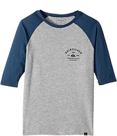 Quiksilver Kids - Archer Raglan Tee (Big Kids)