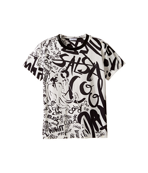 Dolce & Gabbana Kids Salsa Tee (Big Kids)
