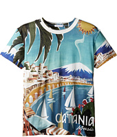 Dolce & Gabbana Kids - Catania T-Shirt (Big Kids)