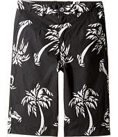 Dolce & Gabbana Kids - Palm Leaf Bermuda (Big Kids)
