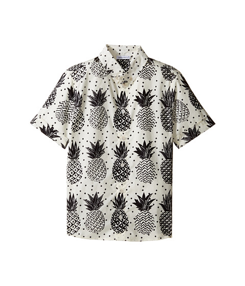 Dolce & Gabbana Kids Pineapple Button Down (Big Kids)