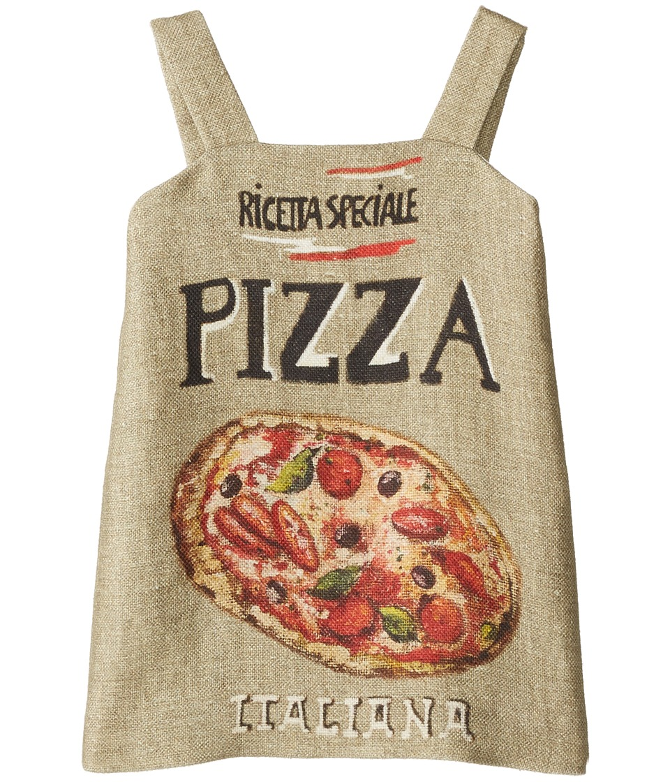 Dolce & Gabbana Kids - Pizza Stuoia Dress
