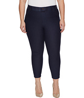 HUE - Plus Size Essential Denim Capris