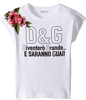 Dolce & Gabbana Kids - When I Grow Up Tee (Toddler/Little Kids)
