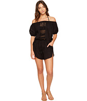 Vitamin A Swimwear - Marmont Romper Cover-Up