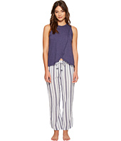 Lucky Brand - Long Pj Set