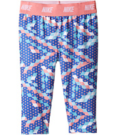 Nike Kids - Dri-FIT Sport Essentials Print Capri (Toddler)