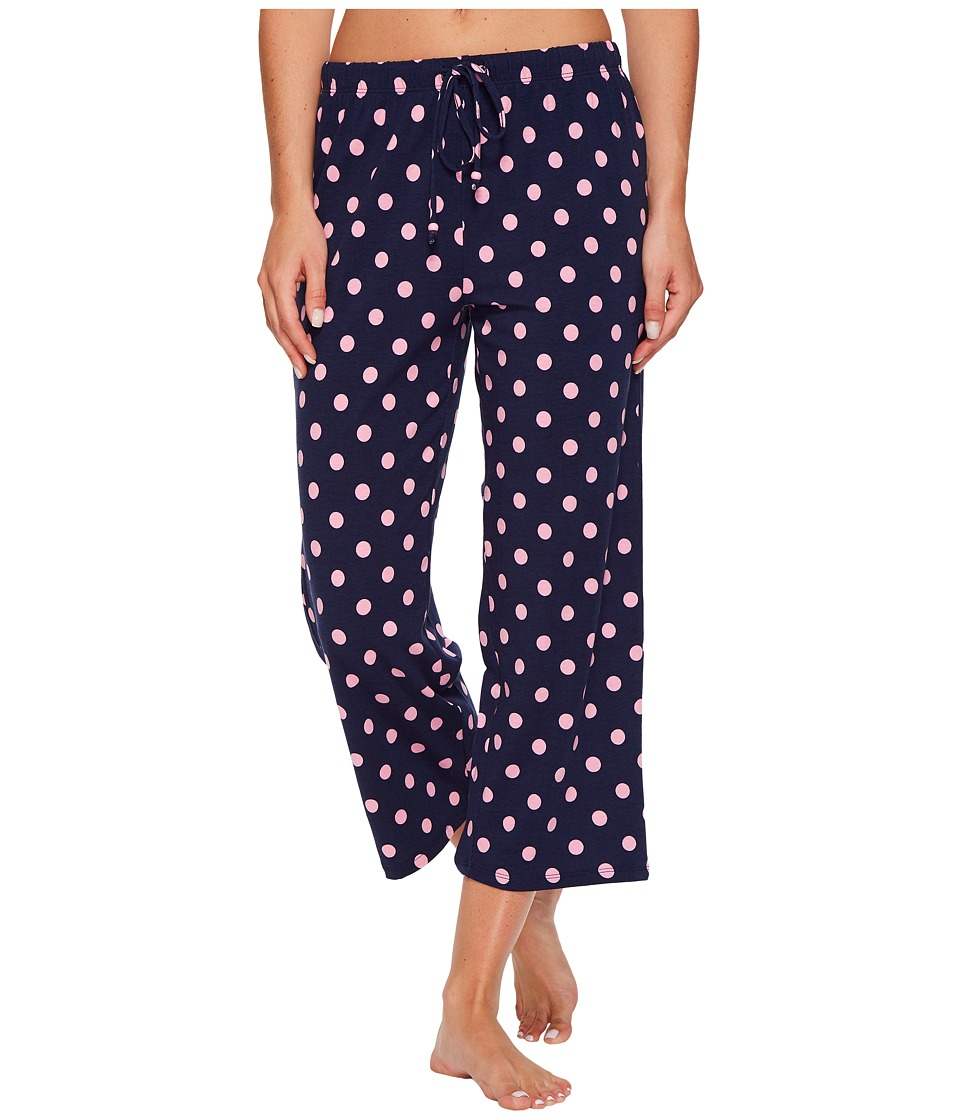 Jockey Printed Capris (Big Dots) Women