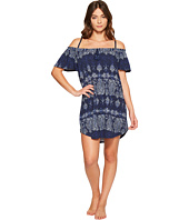Lucky Brand - Off the Shoulder Sleepshirt