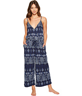 Lucky Brand - Printed Jumpsuit