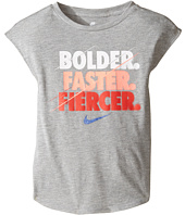Nike Kids - Bolder Modern Short Sleeve Tee (Little Kids)