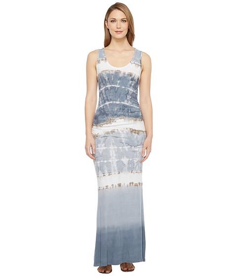 Culture Phit Beckett Sleeveless Tie-Dye Maxi Dress