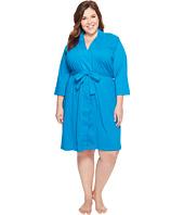 Jockey - Jockey Cotton Essentials Plus Size Robe