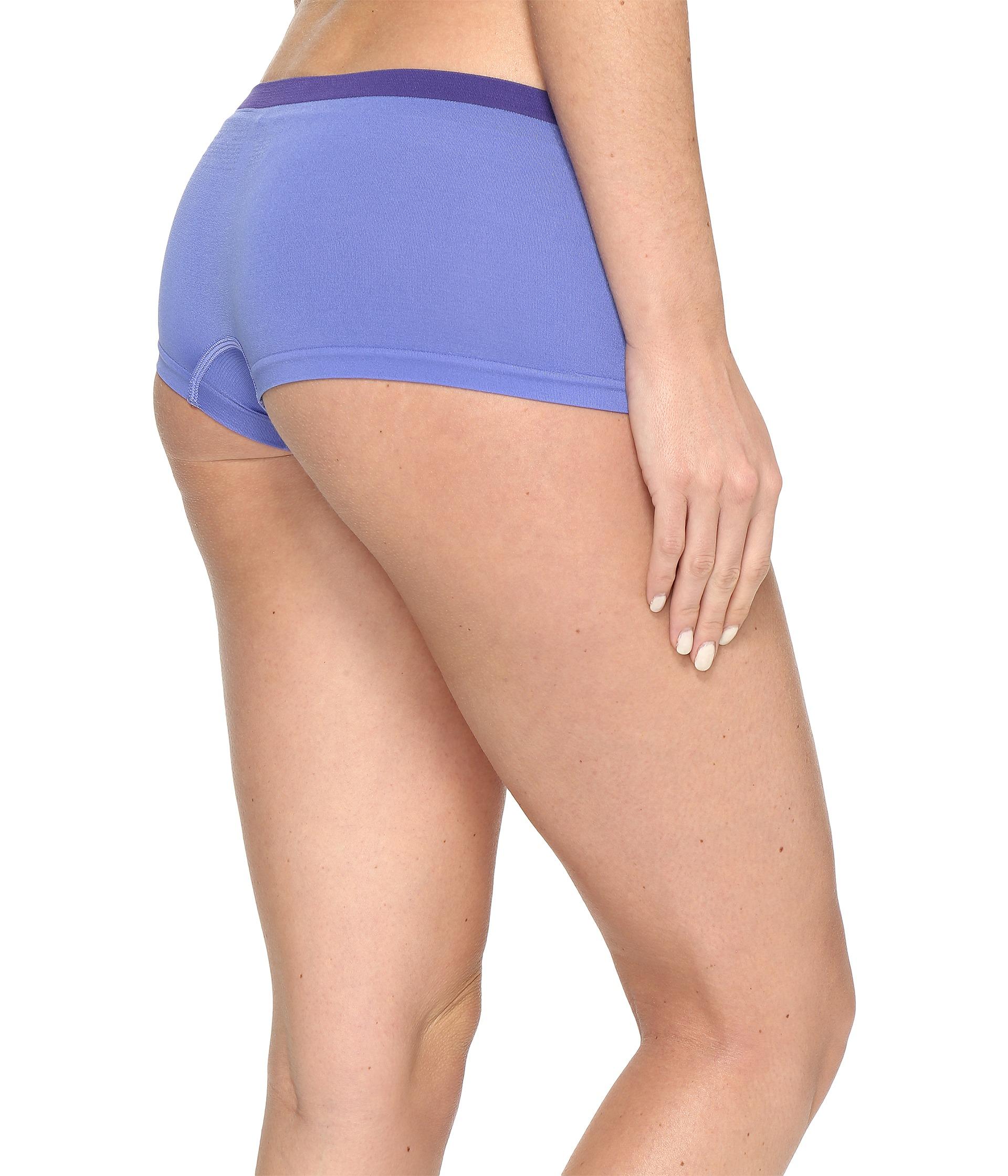 Calvin Klein Underwear Pure Seamless 3-Pack Boyshorts ...