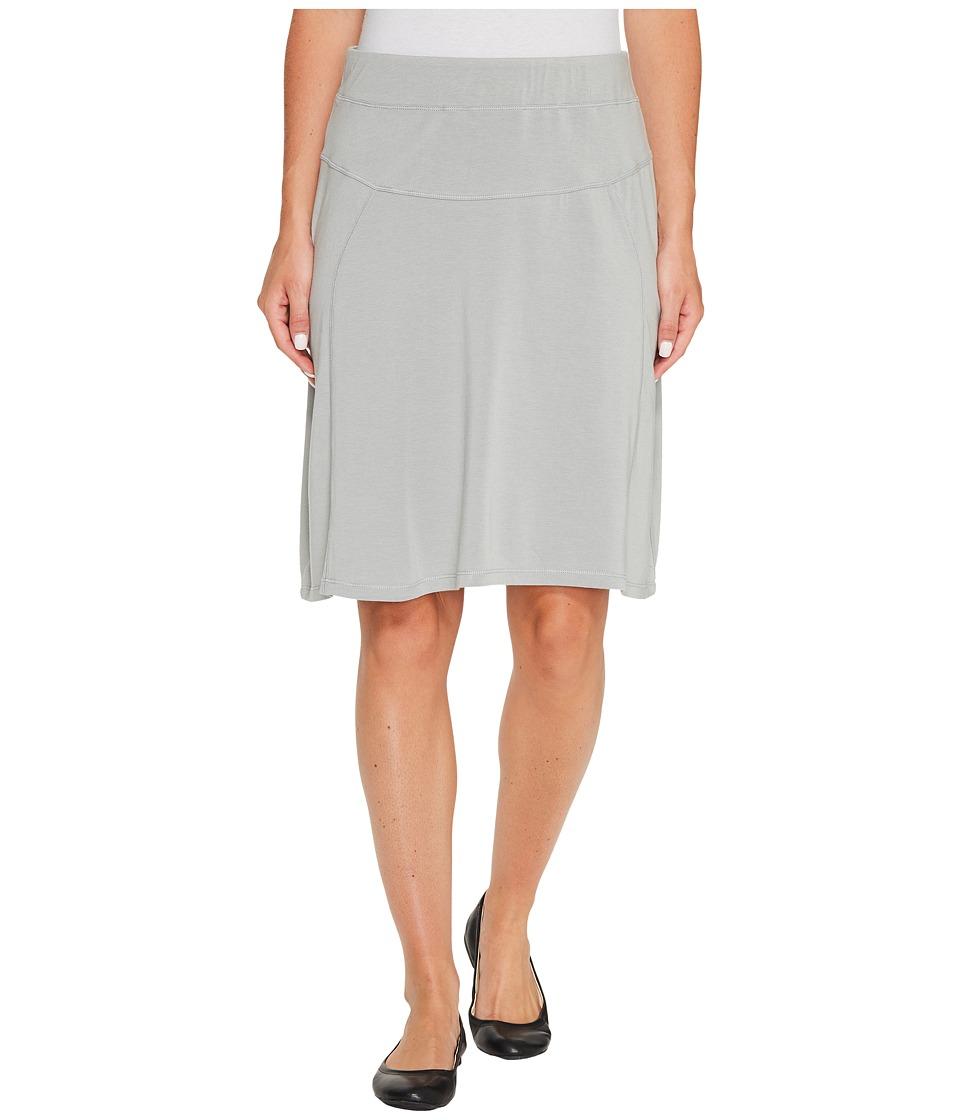 Aventura Clothing Elyse Skirt (Griffin Grey) Women