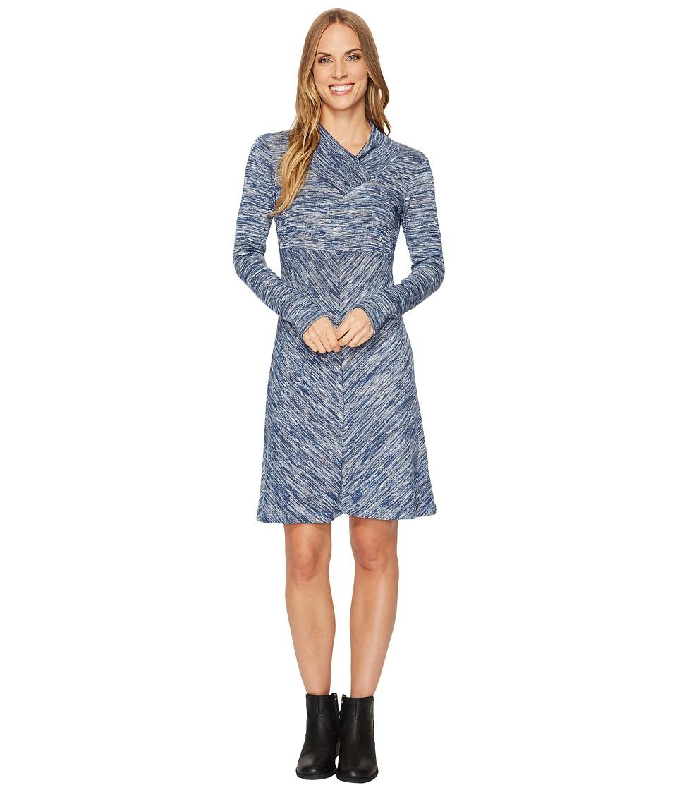 Aventura Clothing Scarlett Dress (Estate Blue) Women