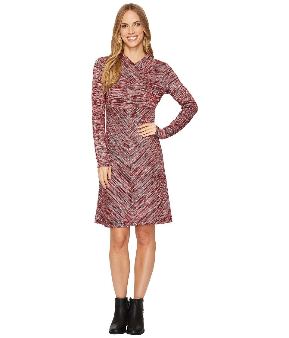 Aventura Clothing Scarlett Dress (Biking Red (Prior Season)) Women