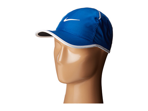 Nike Featherlight Cap - Blue Jay/White/Black/White