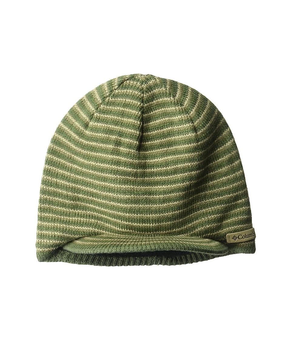 Columbia - Northern Peaktm Visor Beanie (Mossy Green) Beanies