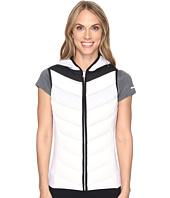 Blanc Noir - Packable Moto Vest