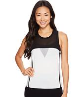 Blanc Noir - Mesh Sweater Tank