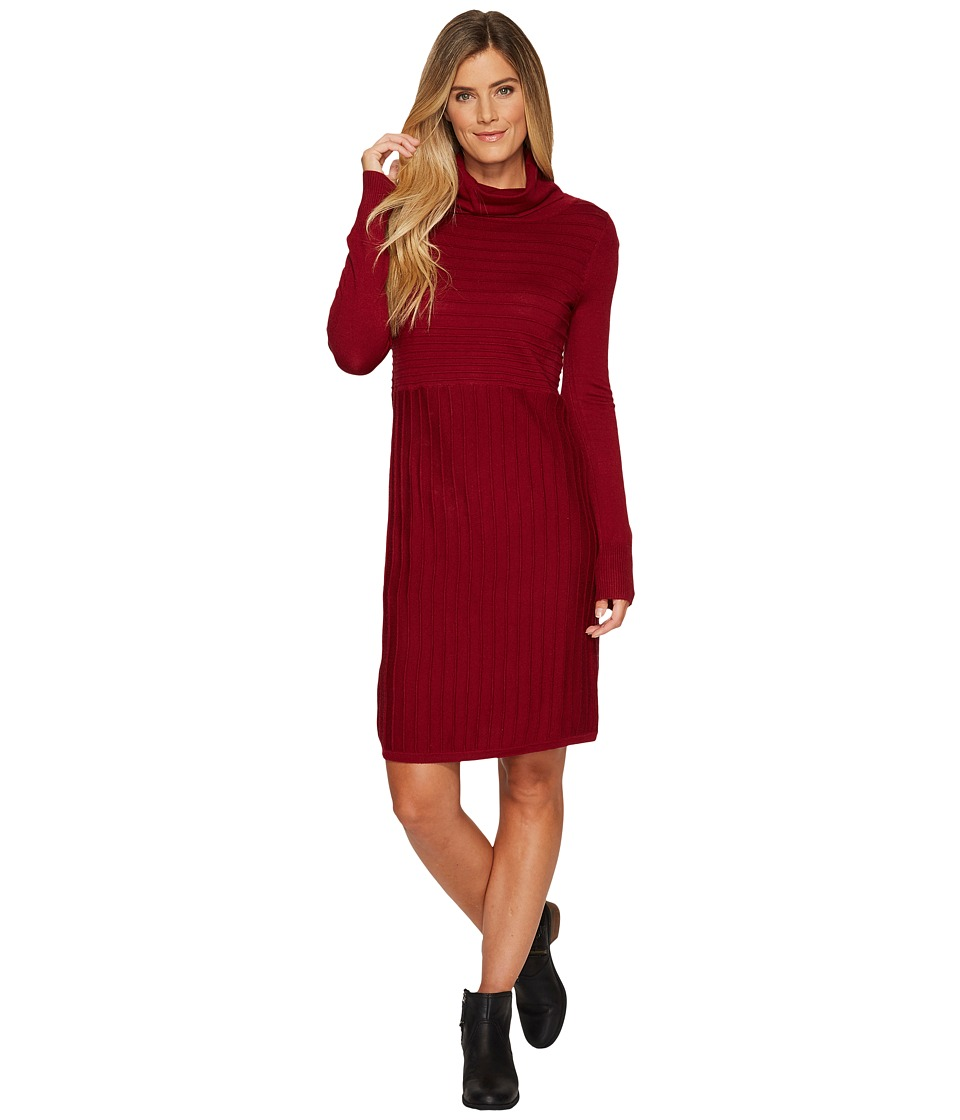 Aventura Clothing Grayson Dress (Biking Red (Prior Season)) Women