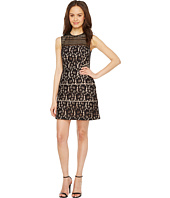 Aidan Mattox - Sleeveless Lace Cocktail Dress